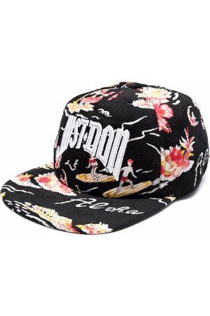 JUST DON Heren Petten - Embroidered-logo baseball cap