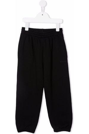 Balenciaga Embroidered logo track pants