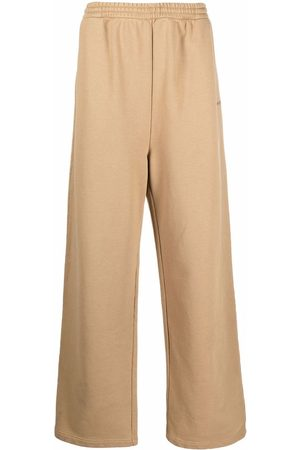 Balenciaga Dames Wijde broeken - Wide-leg track pants