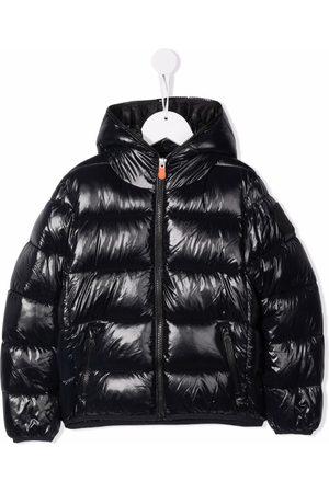 save the duck Jongens Donsjassen - Padded zip-up hooded jacket