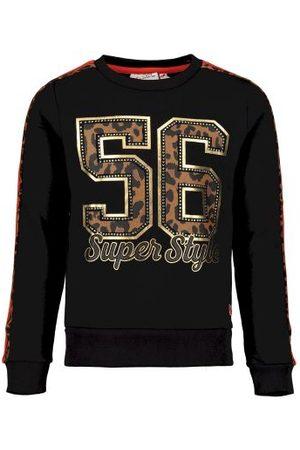 Orange stars Sweater