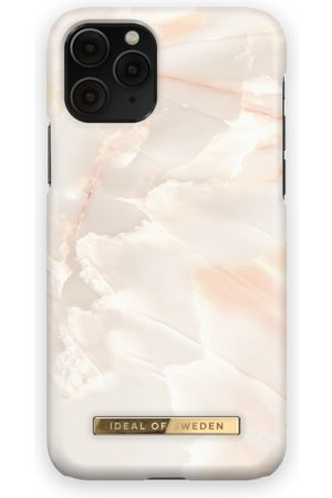 IDEAL OF SWEDEN Telefoon hoesjes - Fashion Case iPhone 11 Pro Rose Pearl Marble