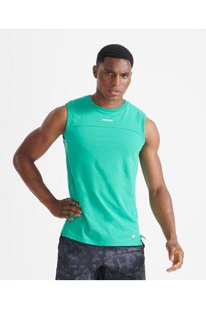 Superdry Sport Run hemd met losse pasvorm