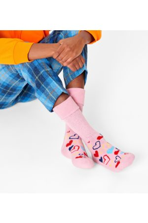 Happy Socks Sokken - I Heart U Cozy Sock