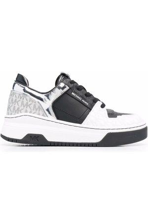 Michael Kors Lexi panelled sneakers