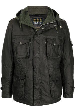 Barbour Heren Leger jassen - Canna wax jacket