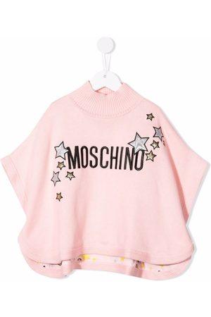 Moschino Meisjes Sweaters - Logo-printed sweatshirt