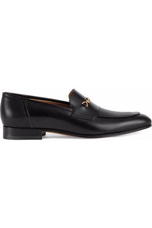 Gucci Interlocking-G Horsebit-detail loafers