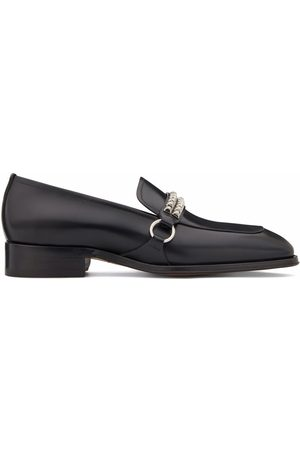Giuseppe Zanotti Heren Loafers - Angeles studded leather loafers