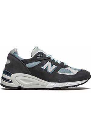 New Balance X Kith 990V2 low-top sneakers