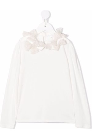 Charabia Bow detailing blouse