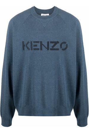 Kenzo Knitted logo sweatshirt