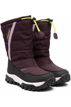 Geox Drawstring ankle boots