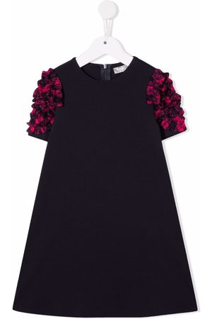 Il gufo Ruched-detailed dress