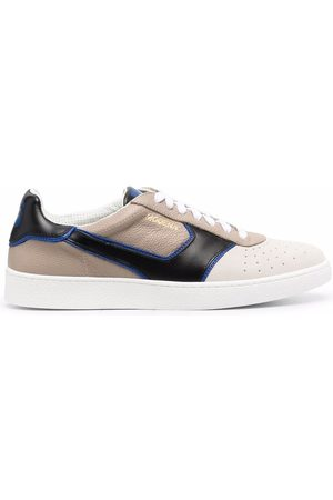 Pantofola d'Oro Heren Lage sneakers - Panelled low-top trainers