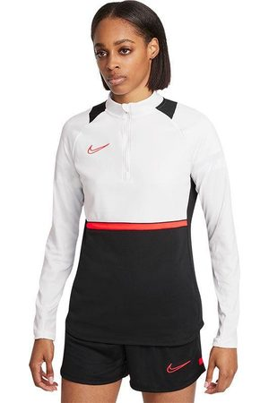 Nike Heren Sport sweaters - Trainingstop dri-fit academy womens black white