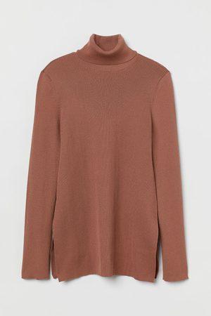 H&M Gebreide trui met turtleneck