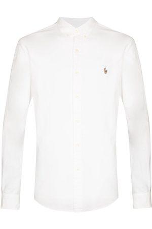 Polo Ralph Lauren Heren T-shirts - Logo-embroidered long-sleeve shirt