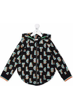 Stella McCartney Meisjes Hoodies - Logo-print hoodie