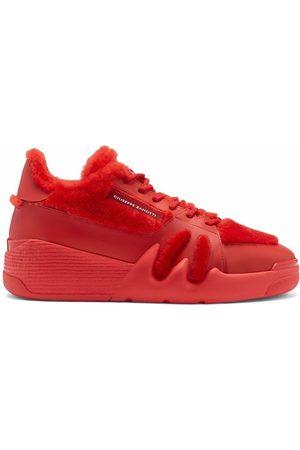 Giuseppe Zanotti Heren Lage sneakers - Talon Winter low-top sneakers