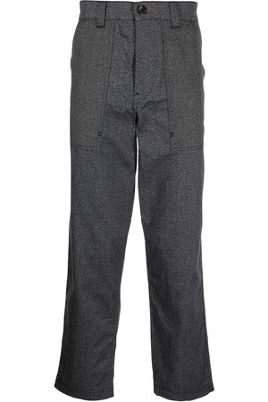 PS Paul Smith Heren Broeken - Cropped tailored trousers