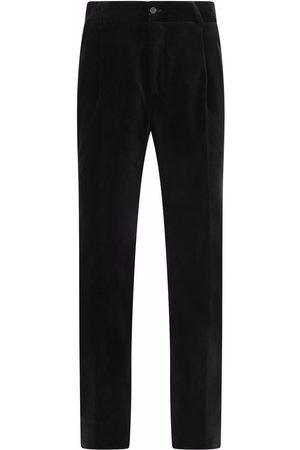 Dolce & Gabbana Heren Broeken - Tailored straight-leg trousers