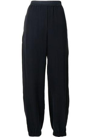 Emporio Armani Dames Joggingbroeken - Plain casual trousers