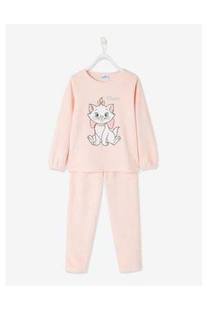 Disney Disney® Aristocats fluwelen meisjespyjama aardbeienmelk