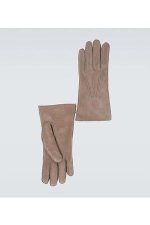 Loro Piana Heren Handschoenen - Shearling gloves