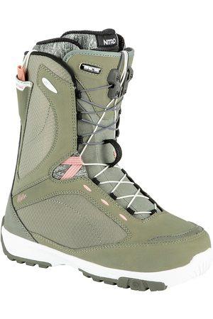 Nitro Dames Laarzen - Monarch TLS 2022 Snowboard Boots