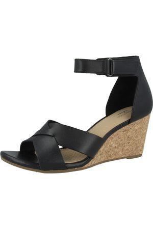 Clarks Dames Sleehakken - Sandaal 'Margee Gracie