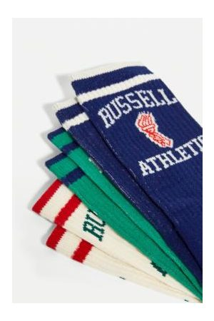 Russell Athletic UO Exclusive Assorted Socks 3-Pack