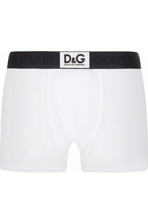 Dolce & Gabbana Logo-waistband boxer briefs