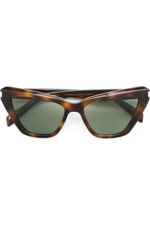 Saint Laurent Zonnebrillen - SL 466 cat-eye sunglasses