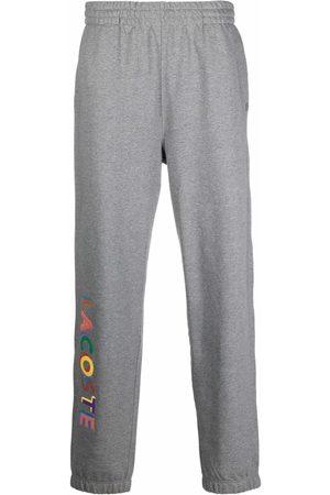 Lacoste Logo-print cotton sweatpants