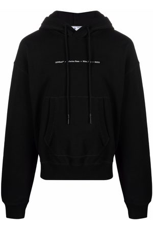 OFF-WHITE Arrows graphic-print hoodie