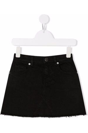 P.a.r.o.s.h. Denim mini skirt