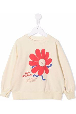 Tiny Cottons Meisjes Sweaters - Tiny Specimen print sweater