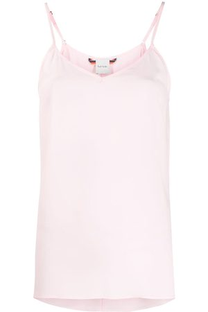 Paul Smith Dames Tanktops - Relaxed fit camisole