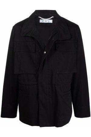 OFF-WHITE Arrows-motif field jacket