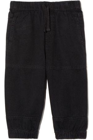 Stella McCartney Jongens Cargo's - Drawstring waist cargo trousers