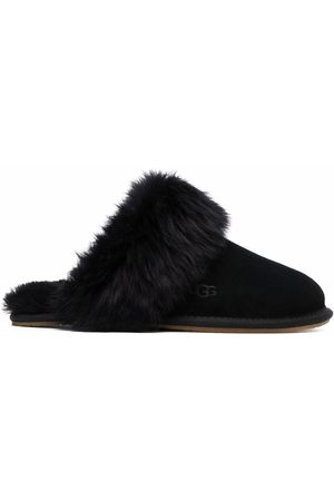 UGG Scuff Sis suede slippers