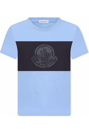 Moncler Logo-print crewneck T-shirt