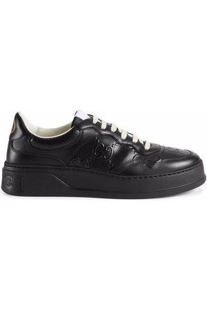 Gucci Heren Lage sneakers - GG Supreme low-top sneakers