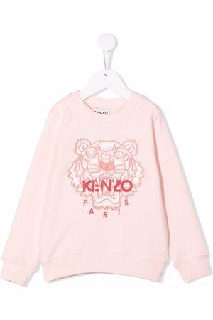 Kenzo Logo crew-neck sweatshirt