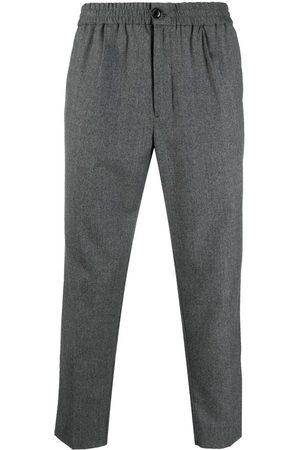Ami Heren Joggingbroeken - Cropped track pants