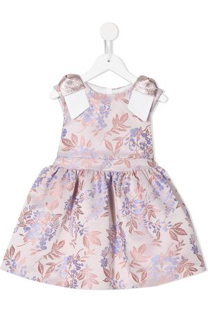 HUCKLEBONES LONDON Tiered bodice dress