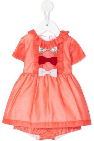 HUCKLEBONES LONDON Multi-new bodice dress