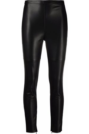 Pinko Dames Leggings - Contrast-panel leggings