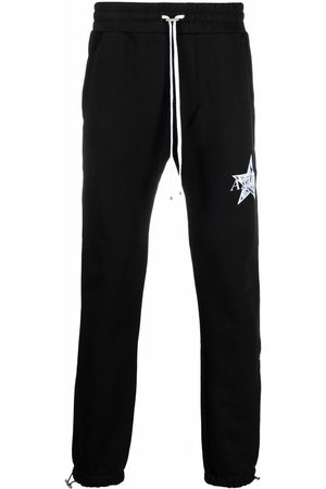 AMIRI Star logo track pants